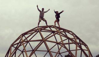 domo geodesico cosas de la suerte